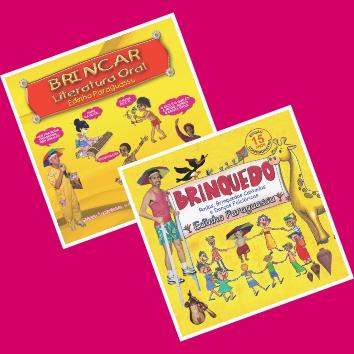 Combo – CD 1 Brinquedo e CD 2 Brincar